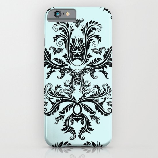 Damask Pattern iPhone & iPod Case