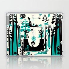 Time Alone Laptop & iPad Skin