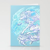 Frost Bite Stationery Cards