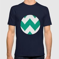 2013 Mens Fitted Tee Navy SMALL
