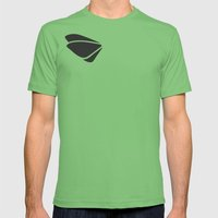 Grey - tryout Mens Fitted Tee Grass SMALL