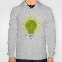 Bright Green Ideas Hoody