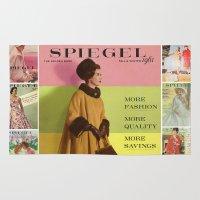 1961 Fall/Winter Catalog Cover Rug