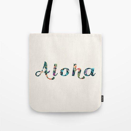 Aloha! Tote Bag