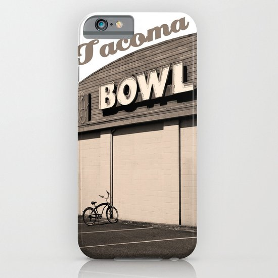 Out bowling iPhone & iPod Case