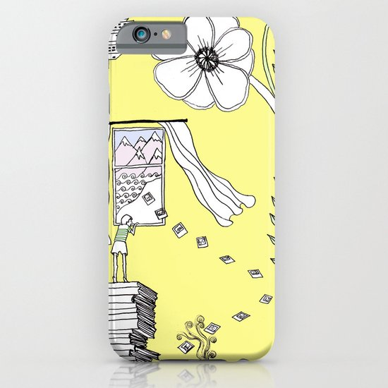 Inspiration and Dreams iPhone & iPod Case