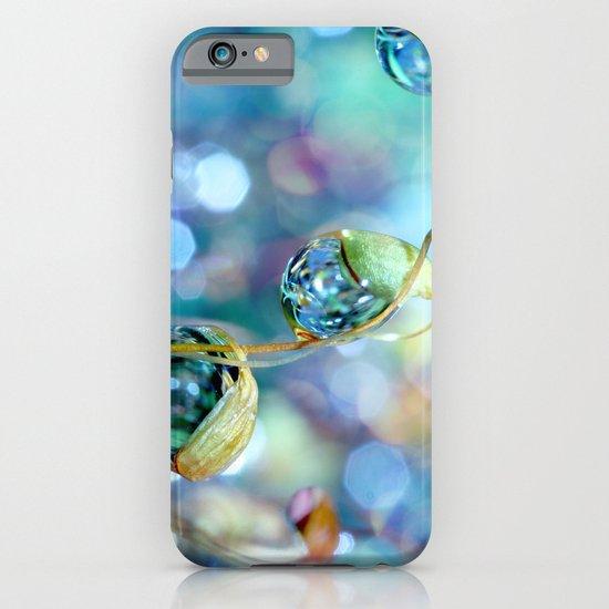 Rainbow Moss Drops iPhone & iPod Case