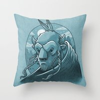 Preservation Throw Pillow