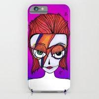 iPhone & iPod Case featuring Fridaneska Stardust by Gabriela Von Gal