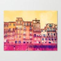 Porto III Canvas Print