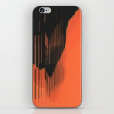 Stalactites iPhone & iPod Skin