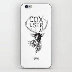 CDX LSTR #04 iPhone & iPod Skin