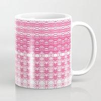 Filigree Floral Mug