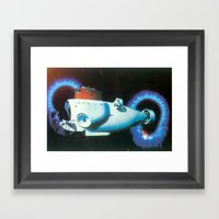 Das Boot Framed Art Print