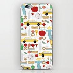 New York Pattern iPhone & iPod Skin