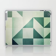 :: geometric maze x :: Laptop & iPad Skin