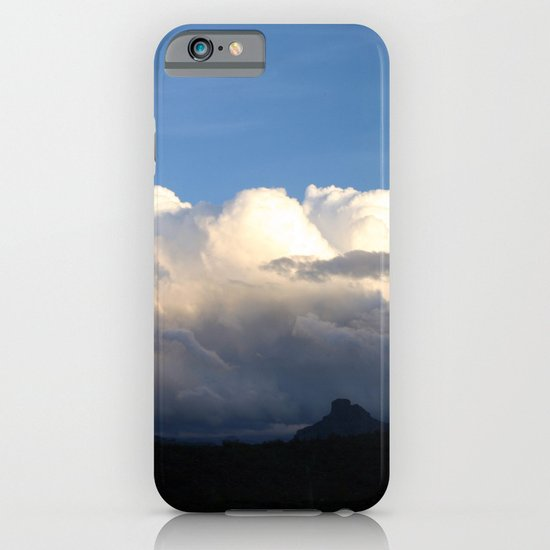 Red Rock in Shade iPhone & iPod Case