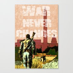Fallout 3 Canvas Print