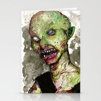 Minor Orc Stationery Cards