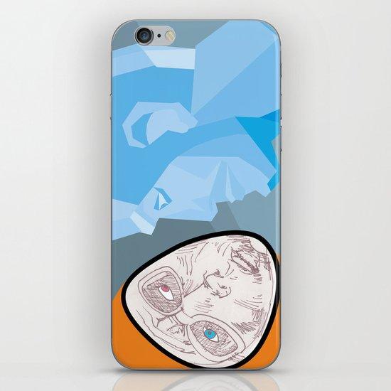 Dr. Phipp's Crystal Man iPhone & iPod Skin