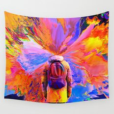 Imagination Wall Tapestry
