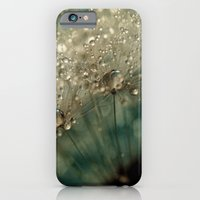 Dandy Clock Blues iPhone 6 Slim Case