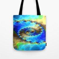 Deep Space Tote Bag