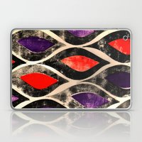 Press print ogee pattern Laptop & iPad Skin
