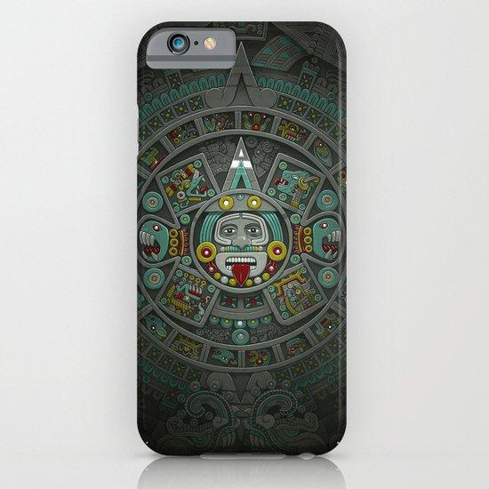 Stone of the Sun II. iPhone & iPod Case