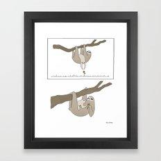 Moms  Framed Art Print