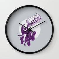 Always the Surreal Thing Wall Clock
