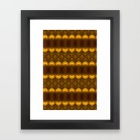 Iphone Case Framed Art Print