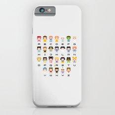 Princess Alphabet iPhone 6 Slim Case