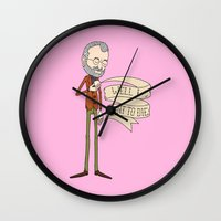 Raleigh Wall Clock