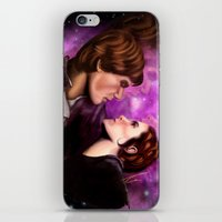 Star Wars, Han & Leia Th… iPhone & iPod Skin
