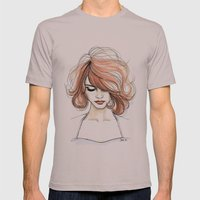 Nora Mens Fitted Tee Cinder SMALL