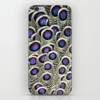 Let Your Colors Shine iPhone & iPod Skin