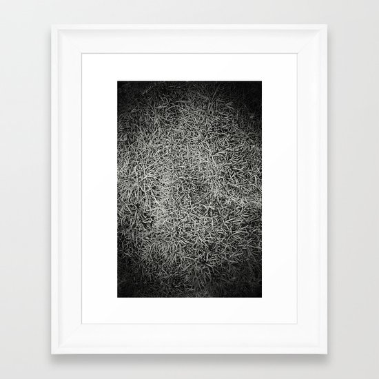 SIX FEET UNDER Framed Art Print