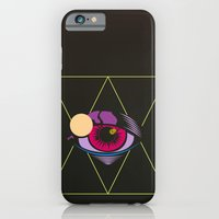iPhone & iPod Case featuring It Sees You by Susan Marie