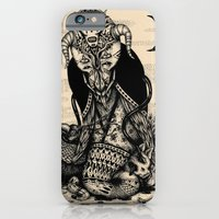 The Lord Of Darkness iPhone 6 Slim Case