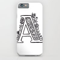 A is for iPhone 6 Slim Case