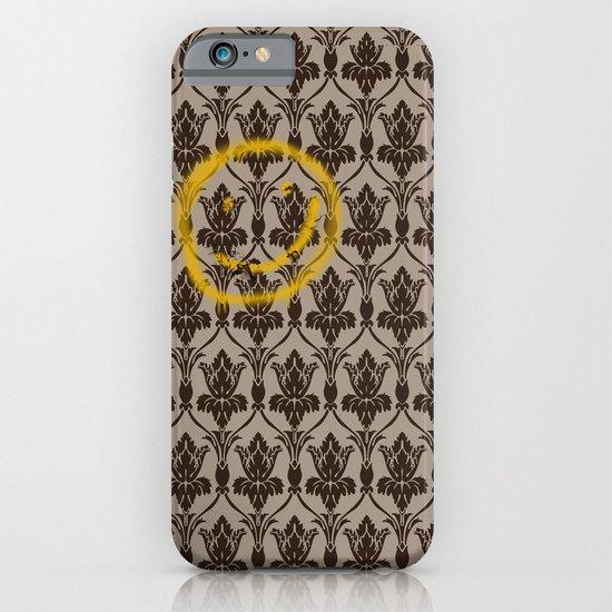 Sherlock Wallpaper iPhone & iPod Case