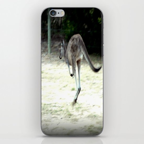 Poetry in Motion iPhone & iPod Skin