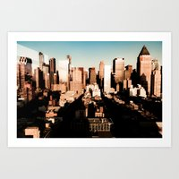 Hells Kitchen Art Print