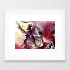 Wiederstand Framed Art Print