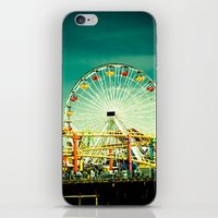 Farris Wheel  iPhone & iPod Skin