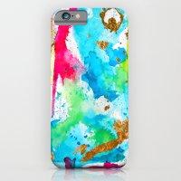 Le Aqua et Passion iPhone 6 Slim Case