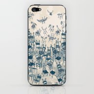 Armchairs And Wingchairs iPhone & iPod Skin