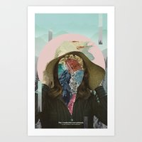 The Wonderful Conventional Art Print