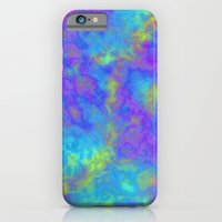 Psychedelic Mushrooms Effects iPhone 6 Slim Case